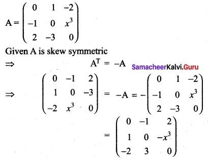 Tamil Nadu 11th Maths Model Question Paper 5 English Medium 6