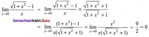 Tamil Nadu 11th Maths Previous Year Question Paper June 2019 English Medium 10