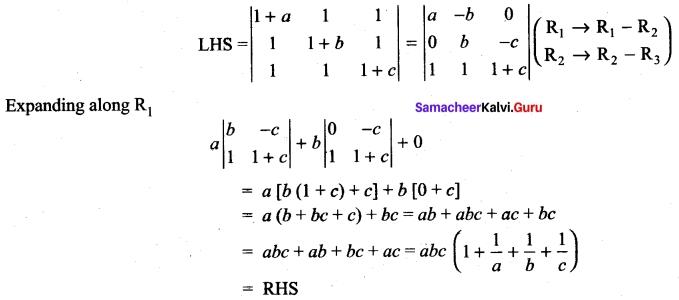 Tamil Nadu 11th Maths Previous Year Question Paper June 2019 English Medium 23