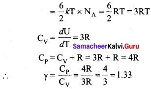 Tamil Nadu 11th Physics Model Question Paper 2 English Medium 10