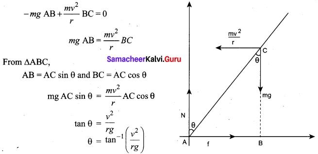 Tamil Nadu 11th Physics Model Question Paper 2 English Medium 19