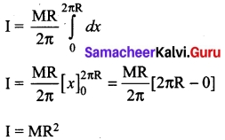 Tamil Nadu 11th Physics Model Question Paper 2 English Medium 21