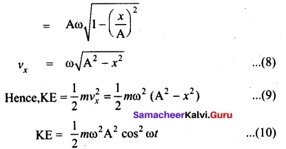 Tamil Nadu 11th Physics Model Question Paper 3 English Medium 22