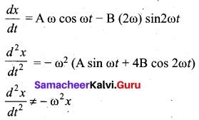 Tamil Nadu 11th Physics Model Question Paper 5 English Medium 13