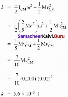 Tamil Nadu 11th Physics Model Question Paper 5 English Medium 23