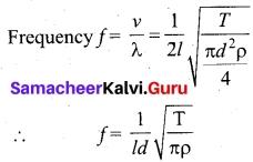 Tamil Nadu 11th Physics Model Question Paper 5 English Medium 26