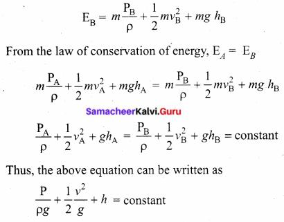 Tamil Nadu 11th Physics Previous Year Question Paper March 2019 English Medium Q 18