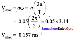 Tamil Nadu 11th Physics Previous Year Question Paper March 2019 English Medium Q 4