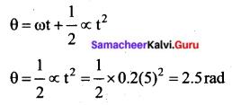 Tamil Nadu 11th Physics Previous Year Question Paper March 2019 English Medium Q 9