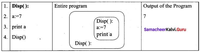 Tamil Nadu 12th Computer Science Model Question Paper 4 English Medium 3