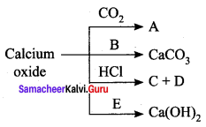 Samacheer Kalvi 10th Science Solutions Chapter 10 Types of Chemical Reactions 21