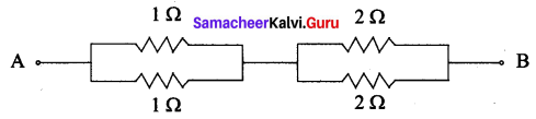 Class 10 Electricity Book Back Answers Samacheer Kalvi Science Solutions Chapter 4