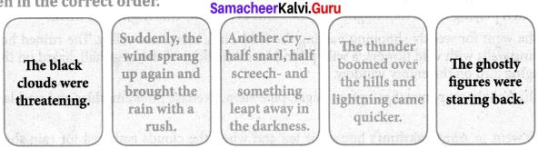 The Wind On Haunted Hill 7th Std Prose Samacheer Kalvi Term 1 Prose Chapter 2