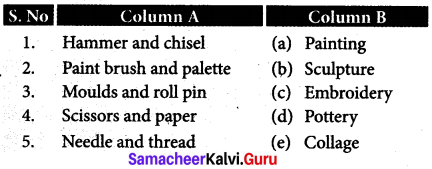 The Last Stone Carver Question And Answer Samacheer Kalvi 7th English Term 2 Prose Chapter 2