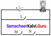 Electricity Book Back Answers Samacheer Kalvi 7th Science Solutions Term 2 Chapter 2