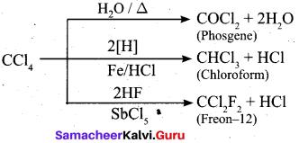Tamil Nadu 11th Chemistry Model Question Paper 1 English Medium image - 14