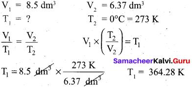 Tamil Nadu 11th Chemistry Model Question Paper 1 English Medium image - 7