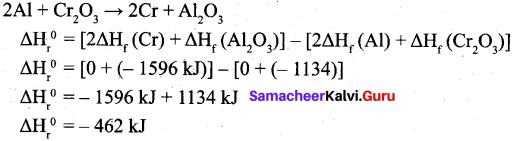 Tamil Nadu 11th Chemistry Model Question Paper 2 English Medium image - 4