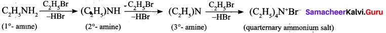 Tamil Nadu 11th Chemistry Model Question Paper 4 English Medium image - 11