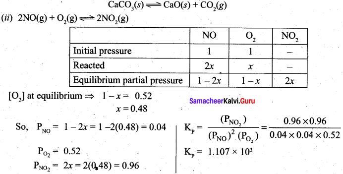 Tamil Nadu 11th Chemistry Model Question Paper 4 English Medium image - 20