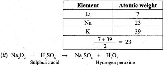 Tamil Nadu 11th Chemistry Previous Year Question Paper March 2019 English Medium 7