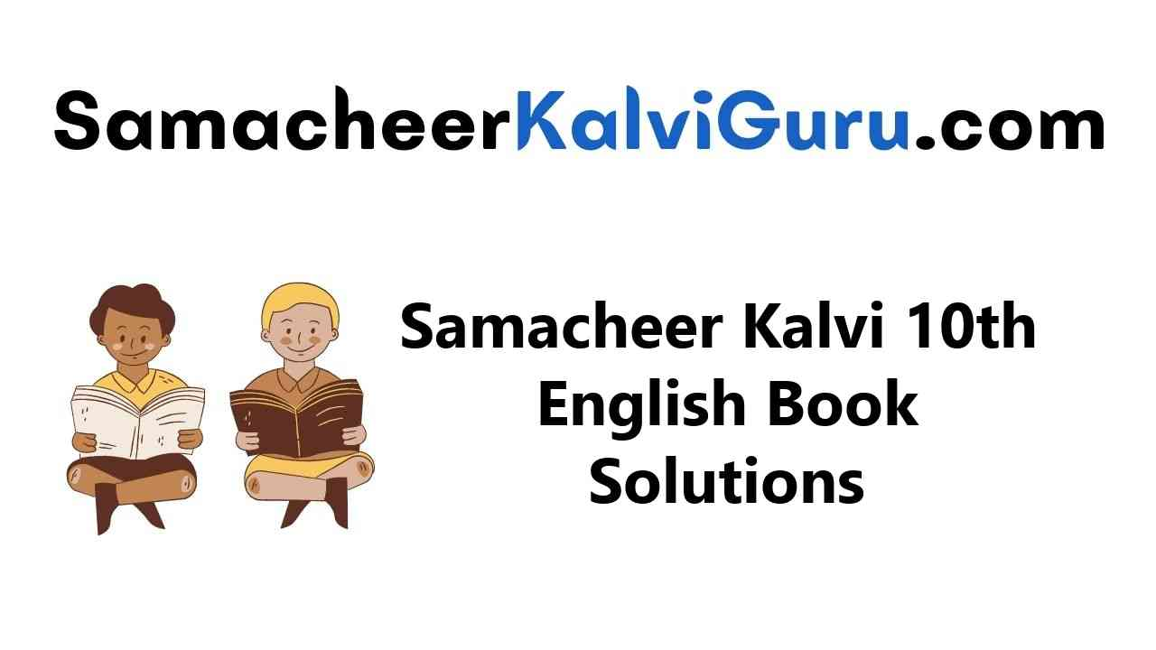 Samacheer Kalvi 10th English Vocabulary Clipped Words