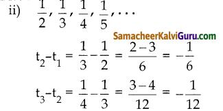 Samacheer Kalvi 10th Maths Guide Chapter 2 எண்களும் தொடர்வரிசைகளும் Ex 2.5 1