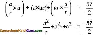 Samacheer Kalvi 10th Maths Guide Chapter 2 எண்களும் தொடர்வரிசைகளும் Ex 2.7 10