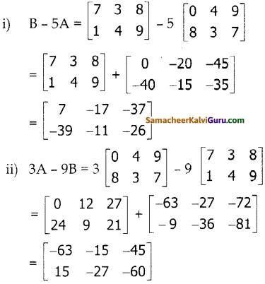 Samacheer Kalvi 10th Maths Guide Chapter 3 இயற்கணிதம் Ex 3.18 4