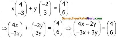 Samacheer Kalvi 10th Maths Guide Chapter 3 இயற்கணிதம் Ex 3.18 5
