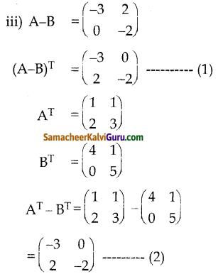Samacheer Kalvi 10th Maths Guide Chapter 3 இயற்கணிதம் Ex 3.19 12