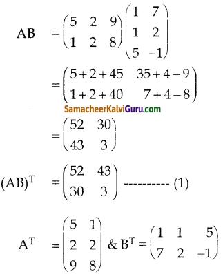 Samacheer Kalvi 10th Maths Guide Chapter 3 இயற்கணிதம் Ex 3.19 17