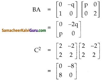 Samacheer Kalvi 10th Maths Guide Chapter 3 இயற்கணிதம் Unit Exercise 3 18