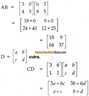 Samacheer Kalvi 10th Maths Guide Chapter 3 இயற்கணிதம் Unit Exercise 3 19