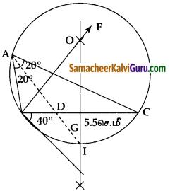 Samacheer Kalvi 10th Maths Guide Chapter 4 வடிவியல் Ex 4.2 17