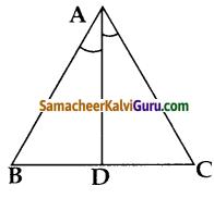 Samacheer Kalvi 10th Maths Guide Chapter 4 வடிவியல் Ex 4.2 22