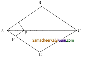 Samacheer Kalvi 10th Maths Guide Chapter 4 வடிவியல் Ex 4.2 4