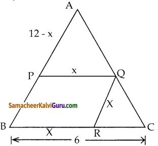 Samacheer Kalvi 10th Maths Guide Chapter 4 வடிவியல் Ex 4.2 5