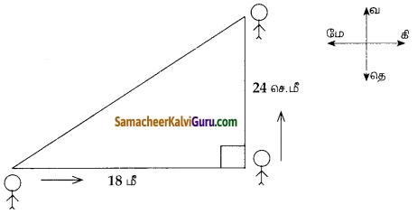 Samacheer Kalvi 10th Maths Guide Chapter 4 வடிவியல் Ex 4.3 1