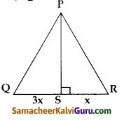Samacheer Kalvi 10th Maths Guide Chapter 4 வடிவியல் Ex 4.3 12