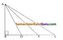 Samacheer Kalvi 10th Maths Guide Chapter 4 வடிவியல் Ex 4.3 13