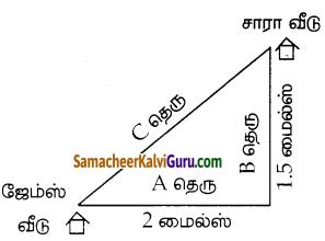 Samacheer Kalvi 10th Maths Guide Chapter 4 வடிவியல் Ex 4.3 2