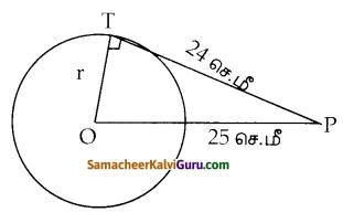 Samacheer Kalvi 10th Maths Guide Chapter 4 வடிவியல் Ex 4.4 1