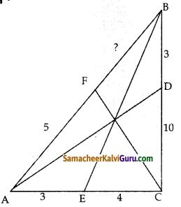 Samacheer Kalvi 10th Maths Guide Chapter 4 வடிவியல் Ex 4.4 20