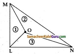 Samacheer Kalvi 10th Maths Guide Chapter 4 வடிவியல் Ex 4.4 3