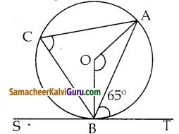 Samacheer Kalvi 10th Maths Guide Chapter 4 வடிவியல் Ex 4.4 7