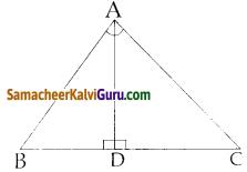 Samacheer Kalvi 10th Maths Guide Chapter 4 வடிவியல் Ex 4.5 3
