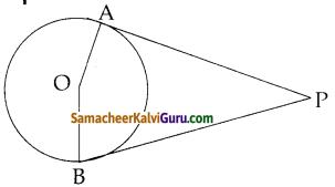 Samacheer Kalvi 10th Maths Guide Chapter 4 வடிவியல் Ex 4.5 6