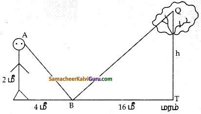 Samacheer Kalvi 10th Maths Guide Chapter 4 வடிவியல் Unit Exercise 4 11