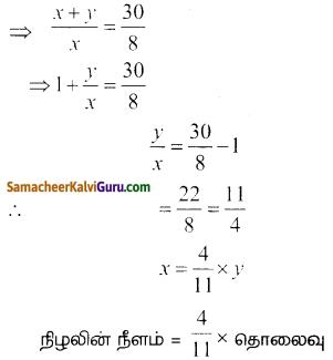 Samacheer Kalvi 10th Maths Guide Chapter 4 வடிவியல் Unit Exercise 4 13